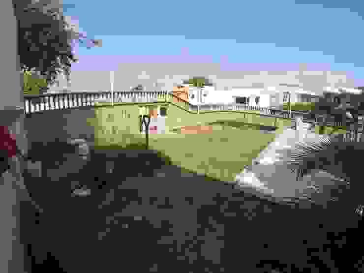aprovechando el jardin Ma&Co Jardines clásicos Concreto