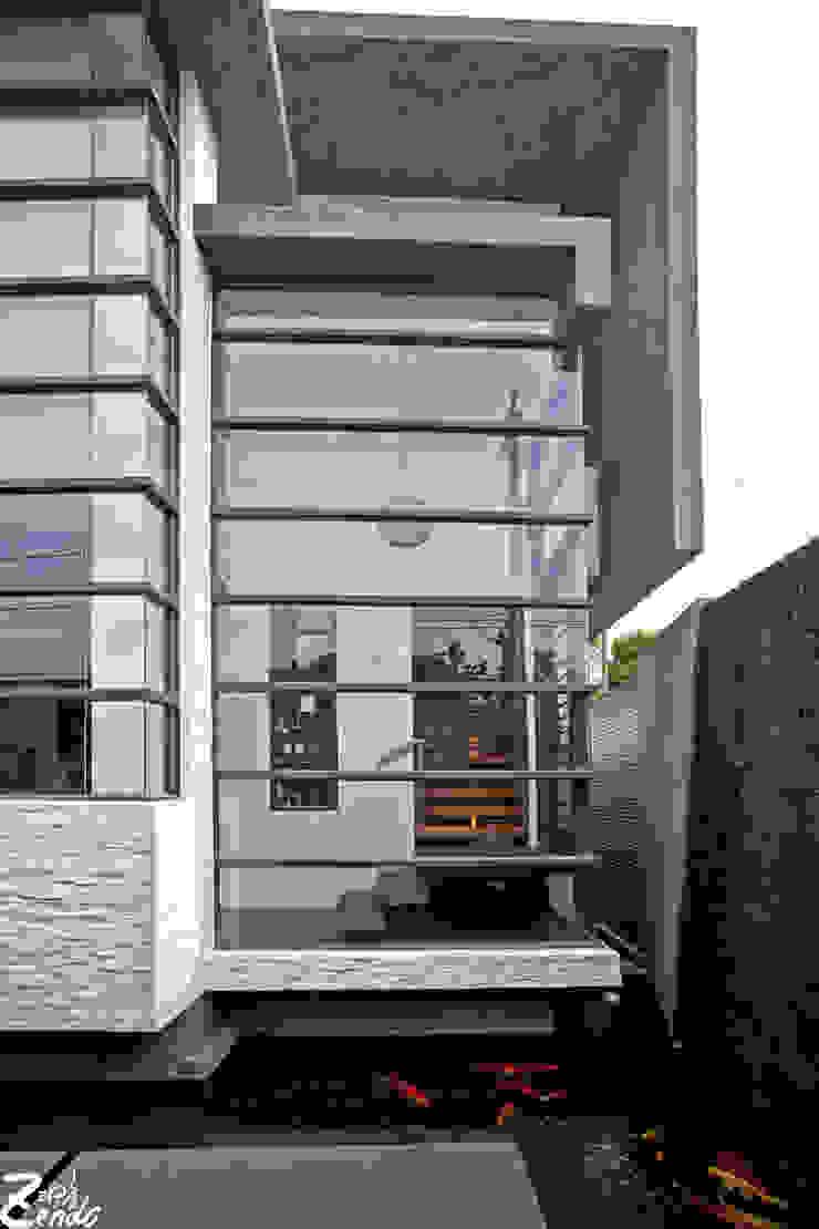 心靈會館 根據 Zendo 深度空間設計 簡約風
