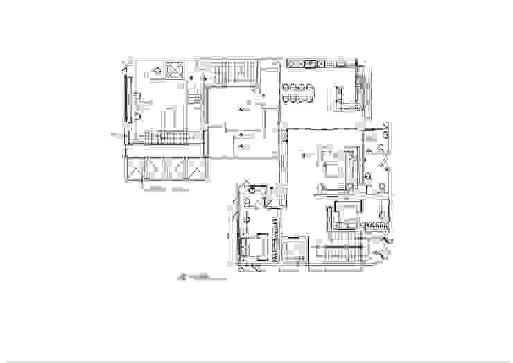 Zendo深度空間設計: 不拘一格  by Zendo 深度空間設計, 隨意取材風