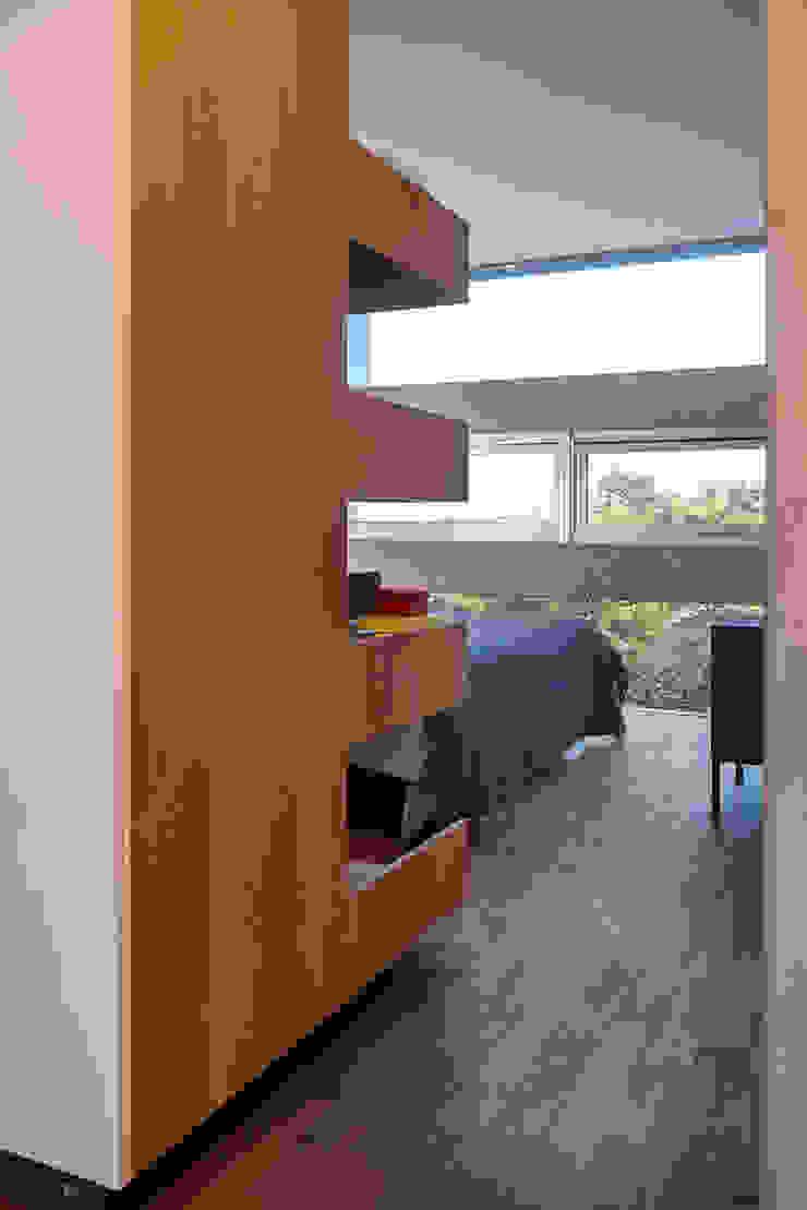 何宅 House H 根據 何侯設計 Ho + Hou Studio Architects 現代風