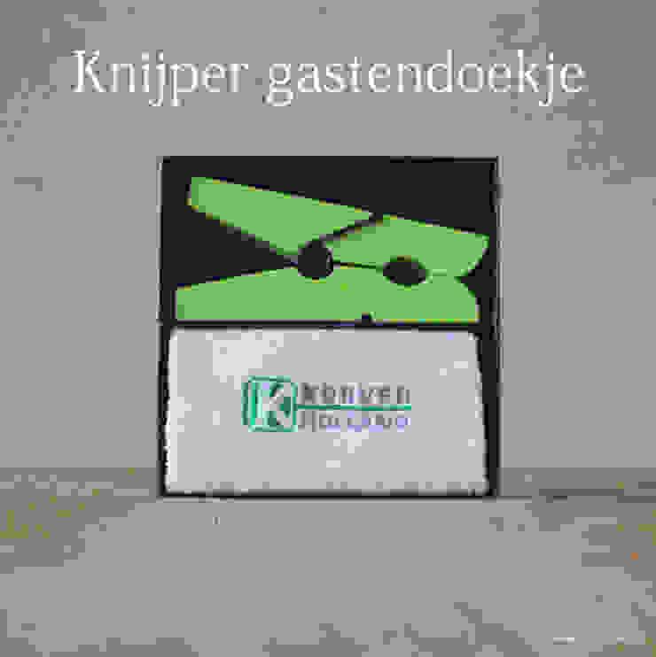Cadeaudoos Peg & Towel van Knijpertjes.nl Landelijk Hout Hout