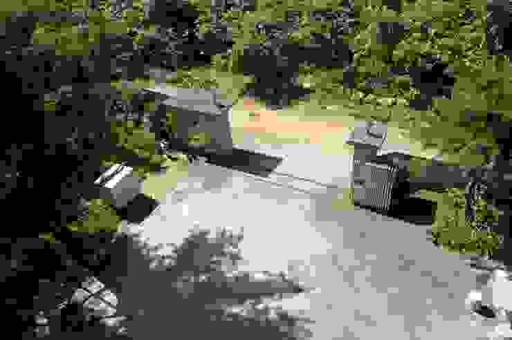 大門入口 根據 寶樹堂營造工程 鄉村風