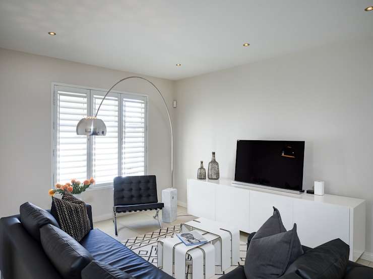 Principia Design Minimalist living room