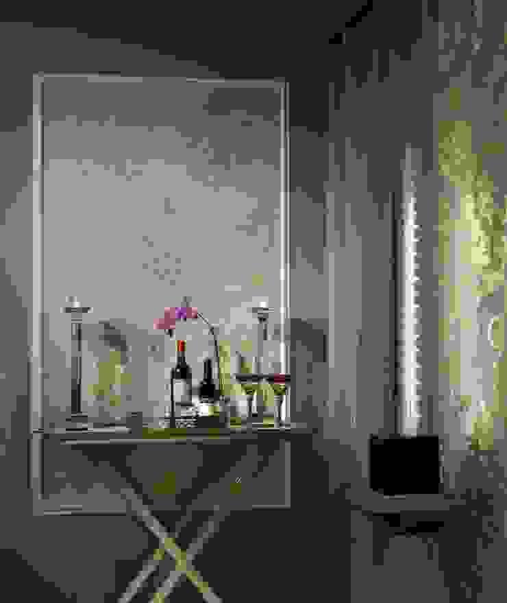 Dream Home Showhouse Modern Living Room by Lorna Gross Interior Design Modern