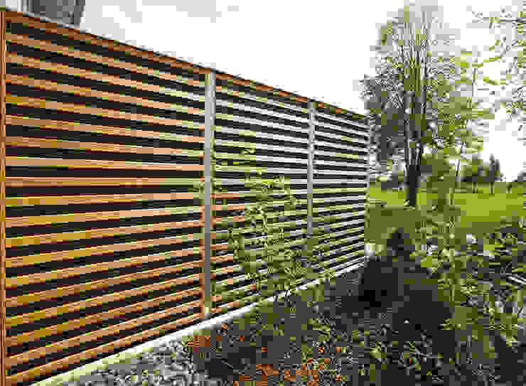 Сады в . Автор – Braun & Würfele - Holz im Garten,