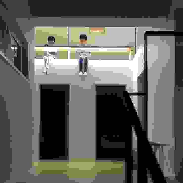 by 건축사사무소 리임 Modern