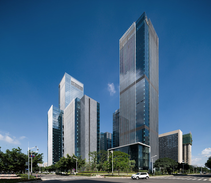 Poly Business Centre, Shunde, China by Architecture by Aedas