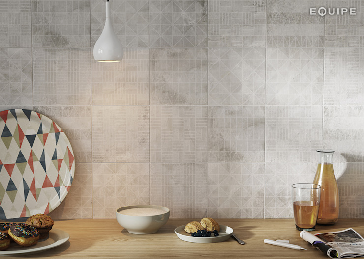 غرفة السفرة تنفيذ Equipe Ceramicas, صناعي سيراميك