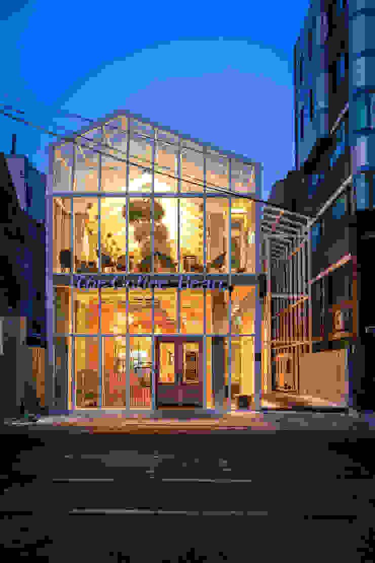 잠원동 커피빈 빌딩 by (주)엠엑스엠 건축사사무소