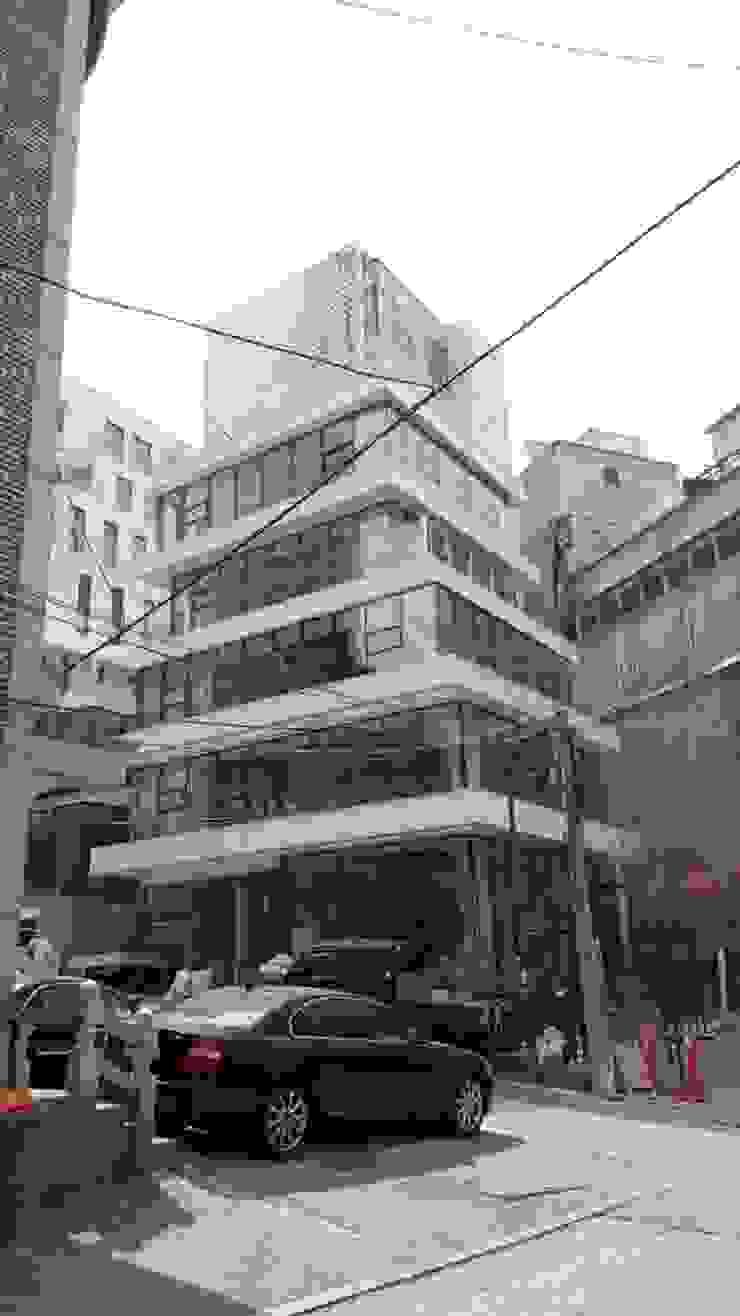 청담동 근린생활시설 by (주)엠엑스엠 건축사사무소