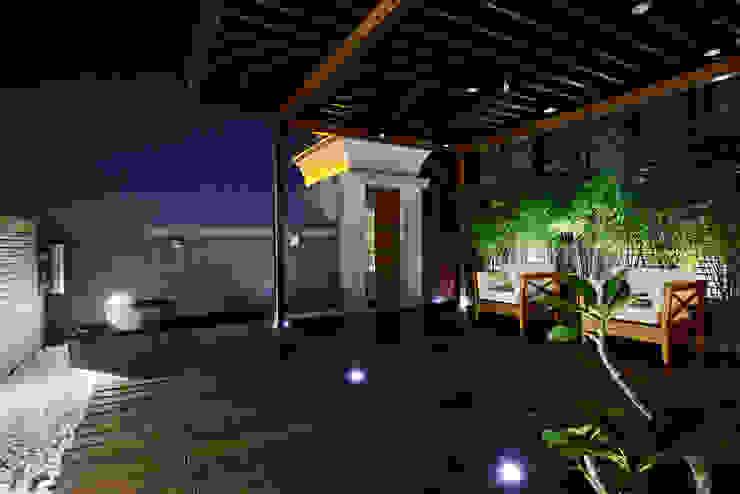 Terrace 根據 CCL Architects & Planners林祺錦建築師事務所 現代風