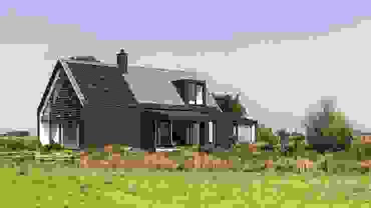Woonhuis Bonkelaarsdijk Moderne huizen van GeO Architecten Modern Hout Hout
