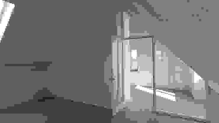 Woonhuis Bonkelaarsdijk Moderne slaapkamers van GeO Architecten Modern