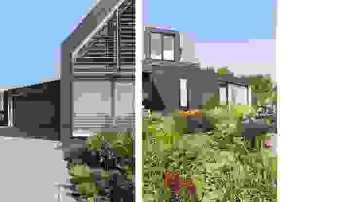 Woonhuis Bonkelaarsdijk Moderne huizen van GeO Architecten Modern