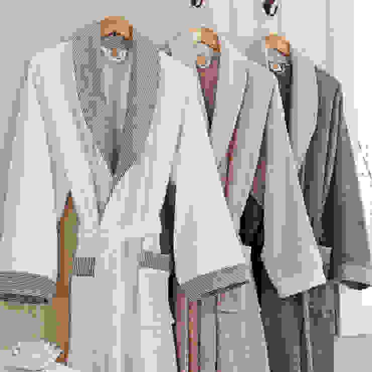 Monte Carlo Towelling Bathrobe King of Cotton BathroomTextiles & accessories Cotton