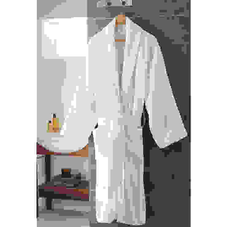 Ritz-Carlton Pure Cotton Bathrobe King of Cotton BathroomTextiles & accessories Cotton White