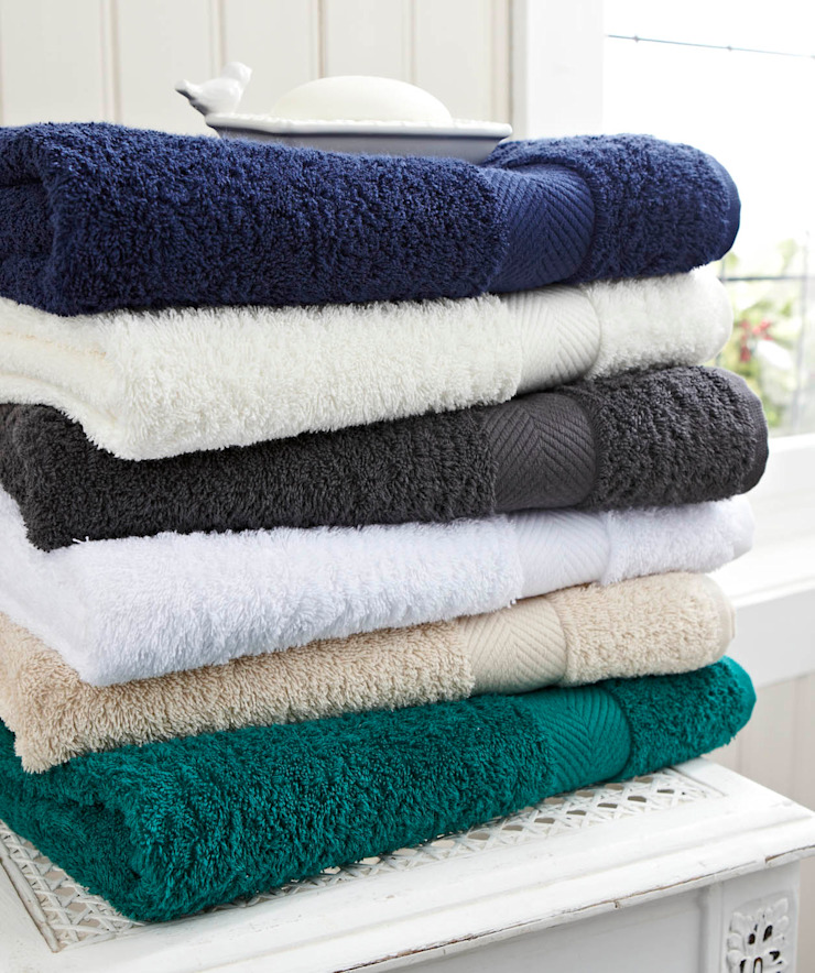 Hotel Premium Quality 500gsm Towels - Colours King of Cotton BathroomTextiles & accessories Cotton