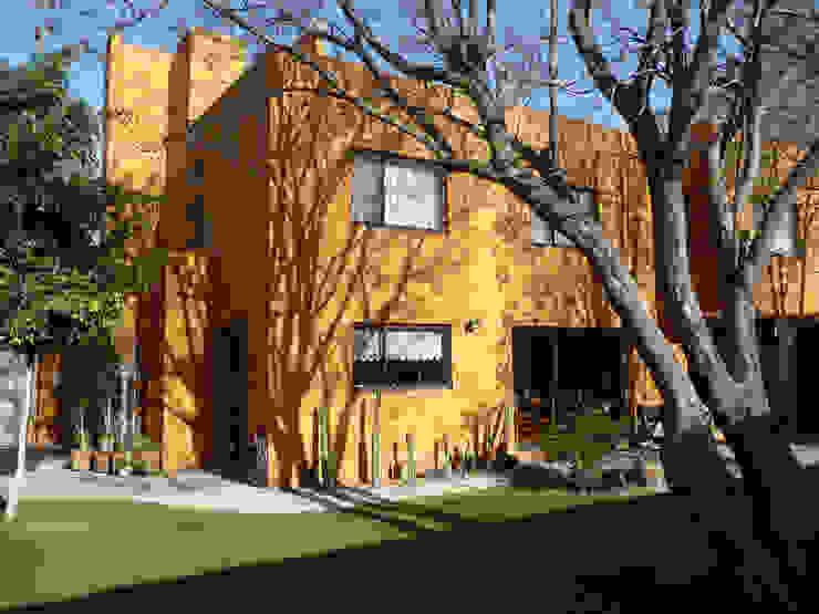 Casa Cerezos Casas eclécticas de Alberto M. Saavedra Ecléctico