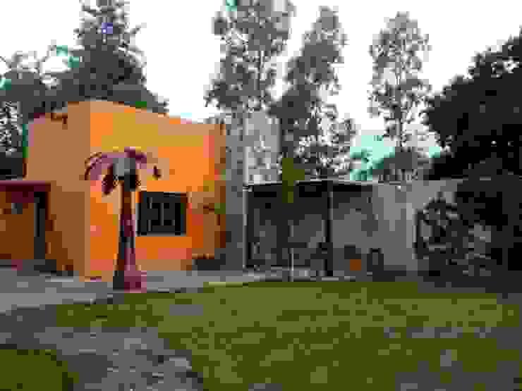 """Casa-estudio """"El Cubo"""" Casas eclécticas de Alberto M. Saavedra Ecléctico"""