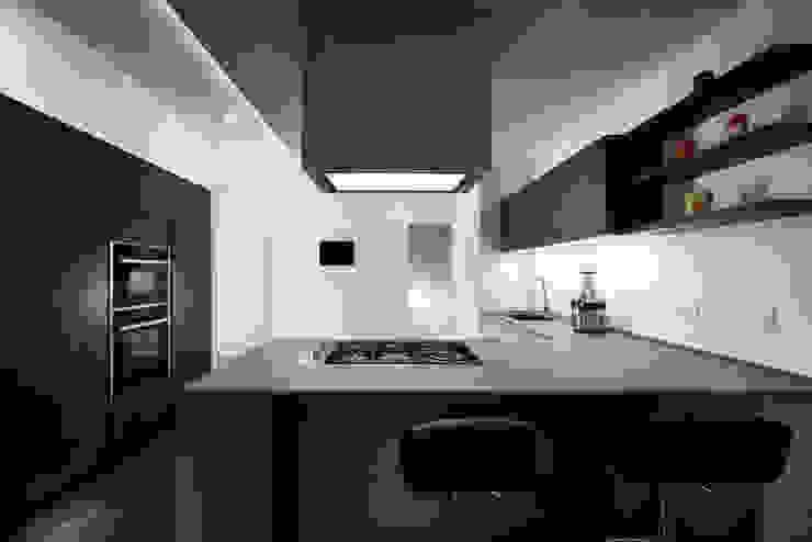 Cocinas de estilo  por Gruppo Castaldi   Roma