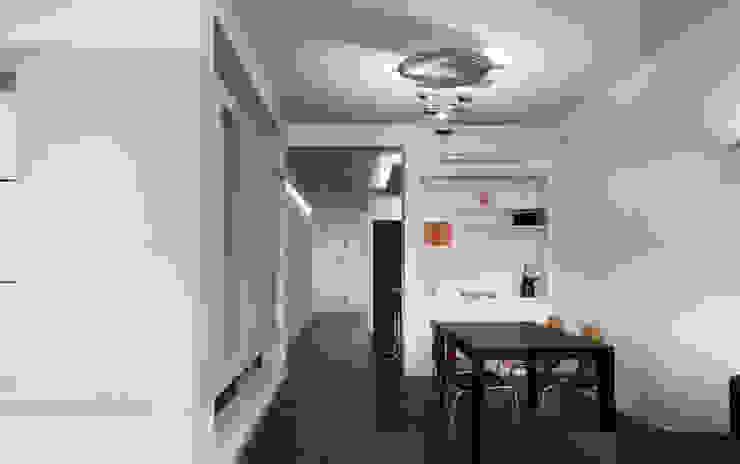 Salas / recibidores de estilo  por Gruppo Castaldi   Roma
