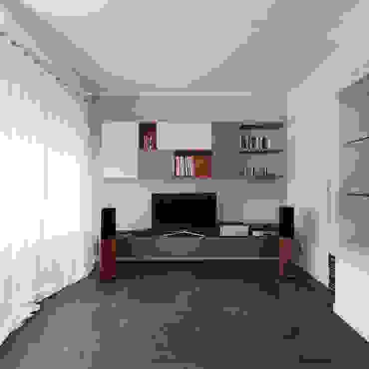 Salas de estilo moderno de homify Moderno