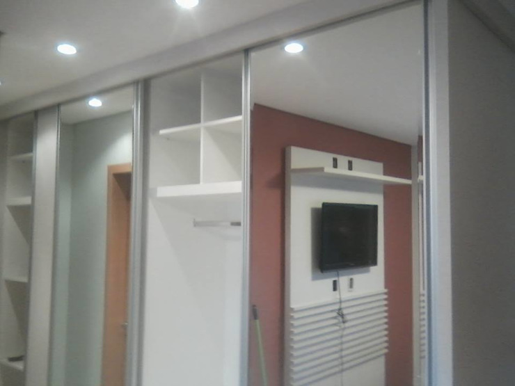 Marcenaria Pica-Pau Camera da lettoArmadi & Cassettiere MDF