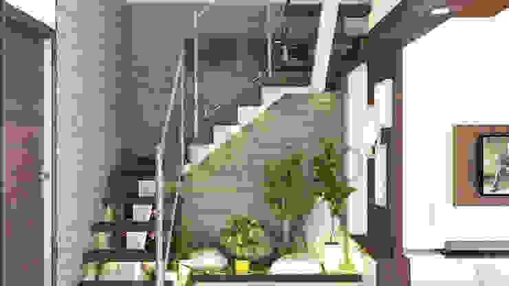 Staircase Design Ghar360