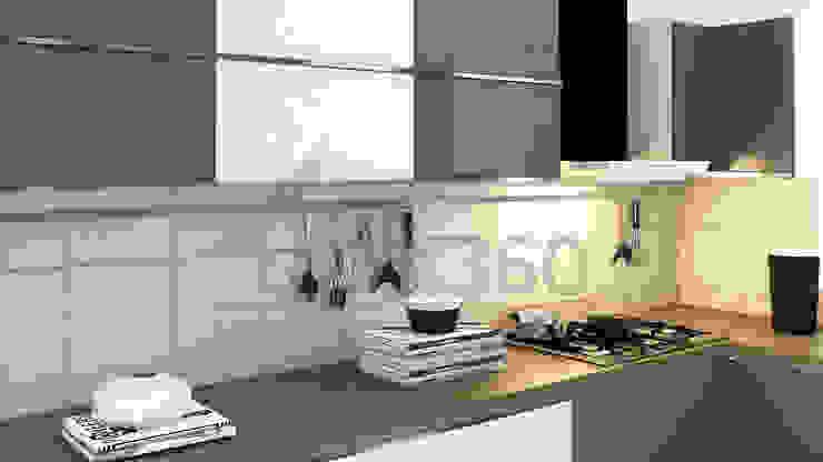 Kitchen Design Ghar360