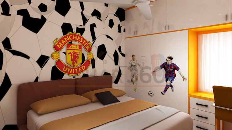 Kids Bedroom Ghar360