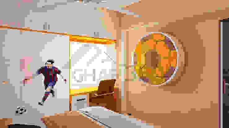 Football Theme 根據 Ghar360