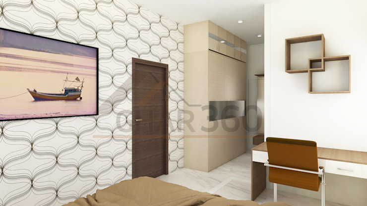 Bedroom Cupboard Ghar360