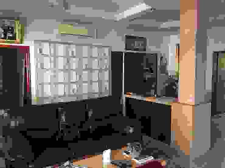 งานรีโนเวทตกแต่งภายใน บ้านคุณใหม่ PSI โดย a015studio