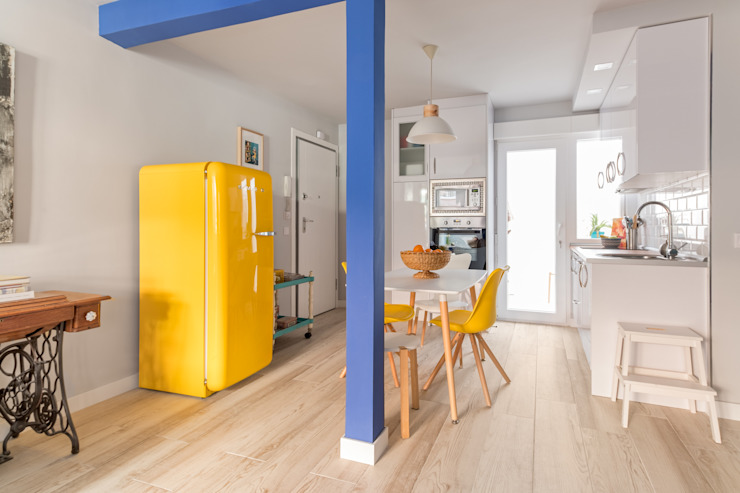 Luzestudio - Fotografía de arquitectura e interiores Modern style kitchen
