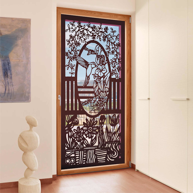 HERRAJES ECATEPEC DE ORIENTE, S.A. DE C.V. Windows & doors Doors