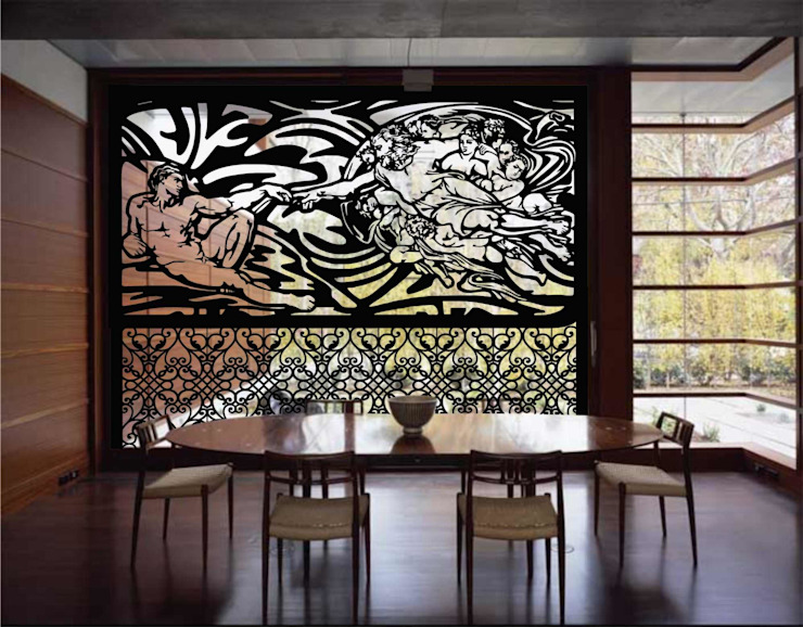 HERRAJES ECATEPEC DE ORIENTE, S.A. DE C.V. Windows & doors Windows