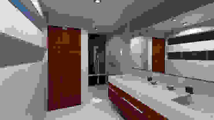 CouturierStudio Modern bathroom