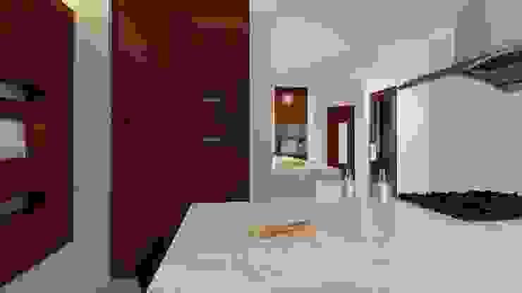 CouturierStudio Modern kitchen