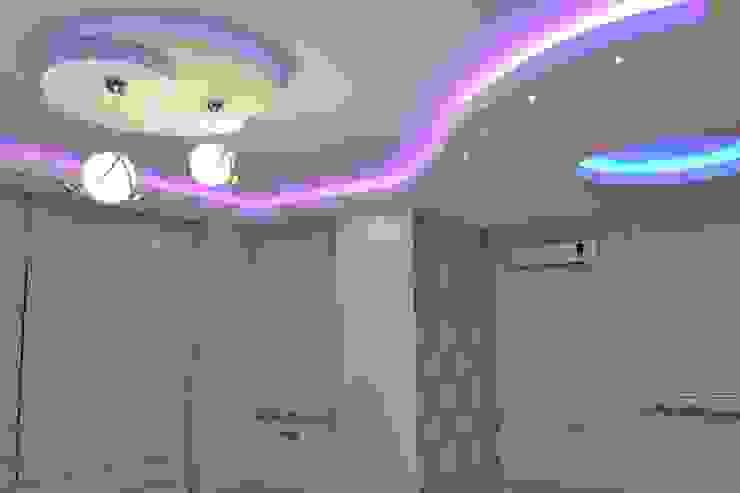Salas modernas de Damla Yapı Teknik Moderno