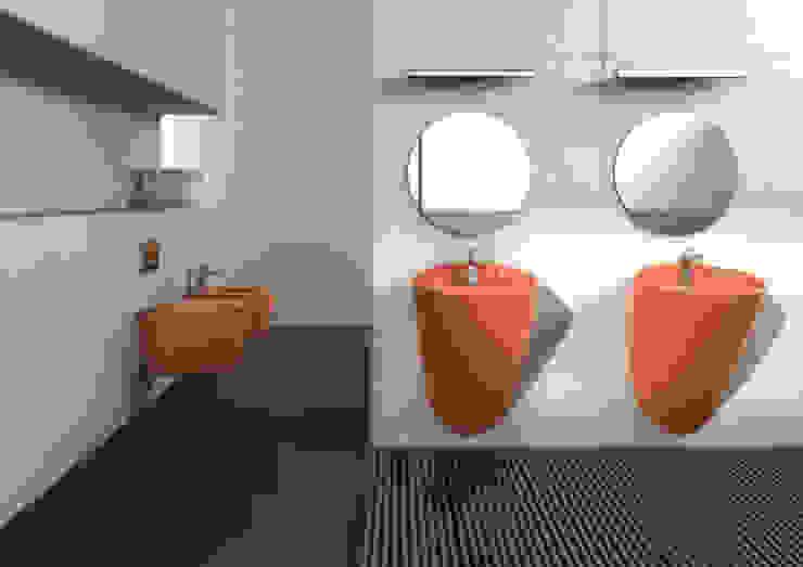 Banyonun renkli dünyasına hoş geldiniz. Modern Banyo Kepez Yapı Market Modern Seramik