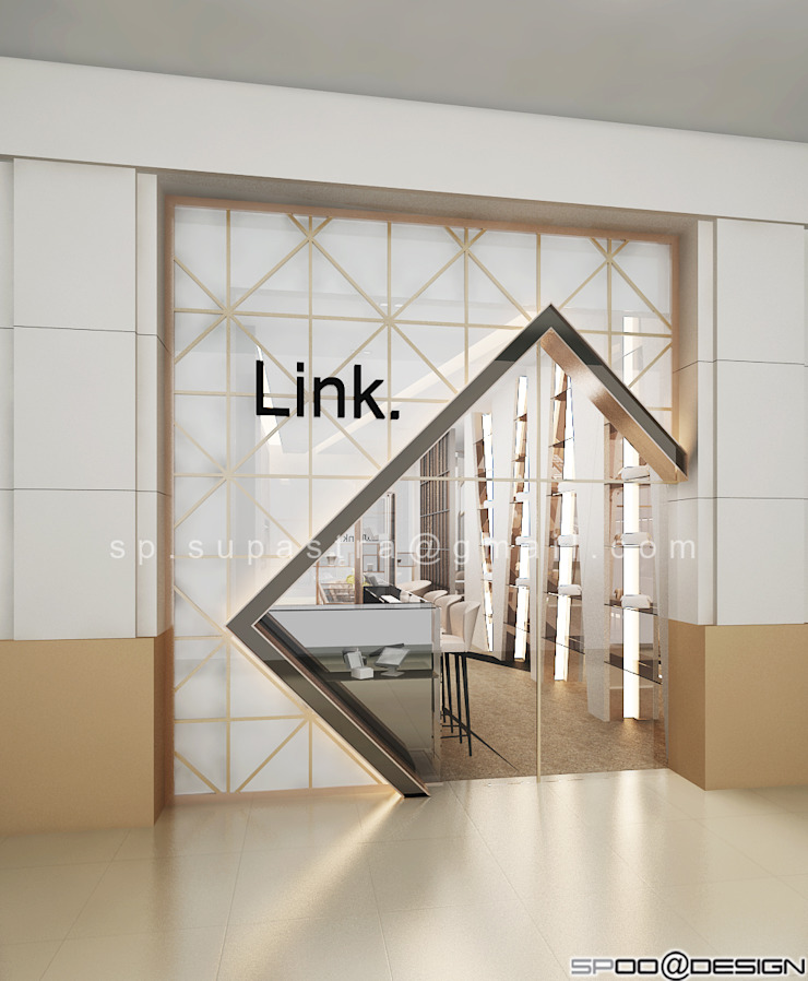JEWELRY SHOP@THE CRYSTAL PARK โดย SPOO@DESIGN รับออกแบบตกแต่งภายใน