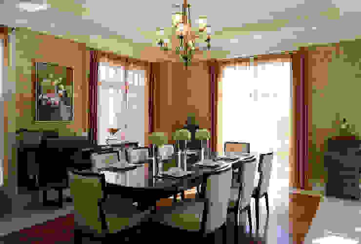 餐廳 根據 漢品室內設計 古典風