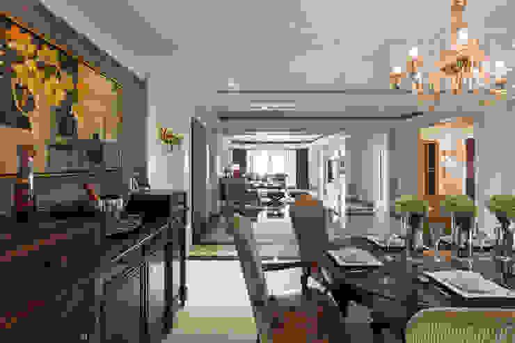 餐廳門框 根據 漢品室內設計 古典風