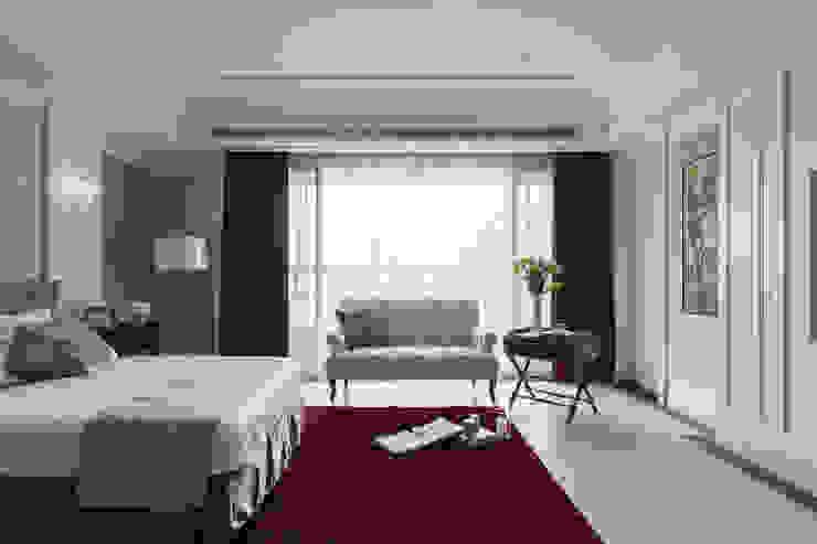 主臥 根據 漢品室內設計 古典風