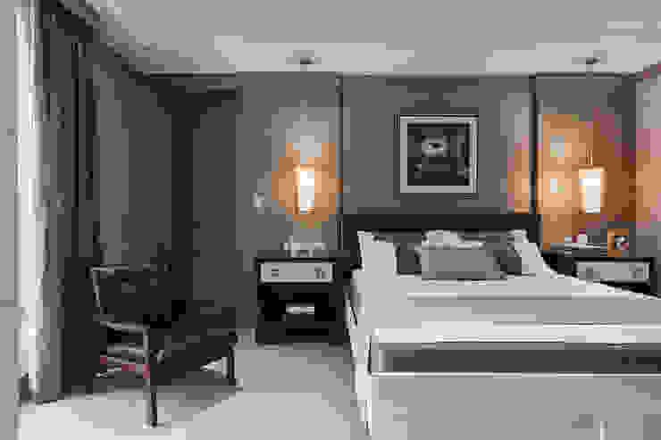客房 根據 漢品室內設計 古典風