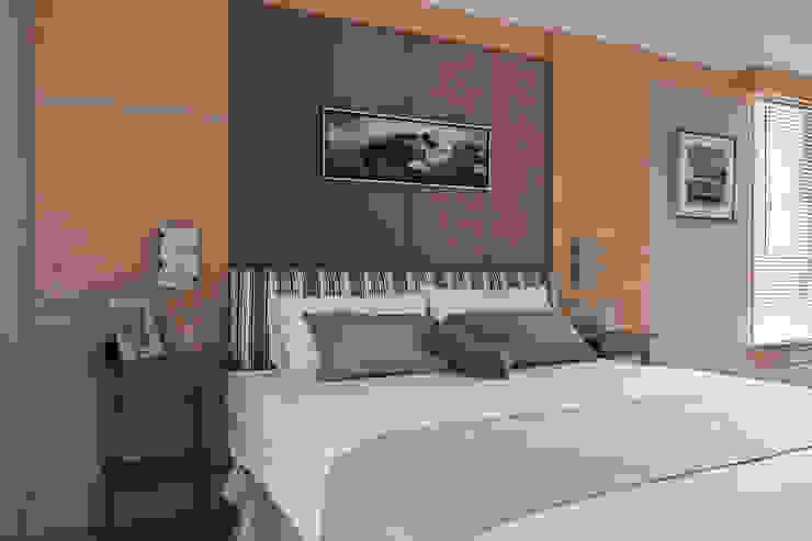 男孩房床頭主壁 根據 漢品室內設計 古典風