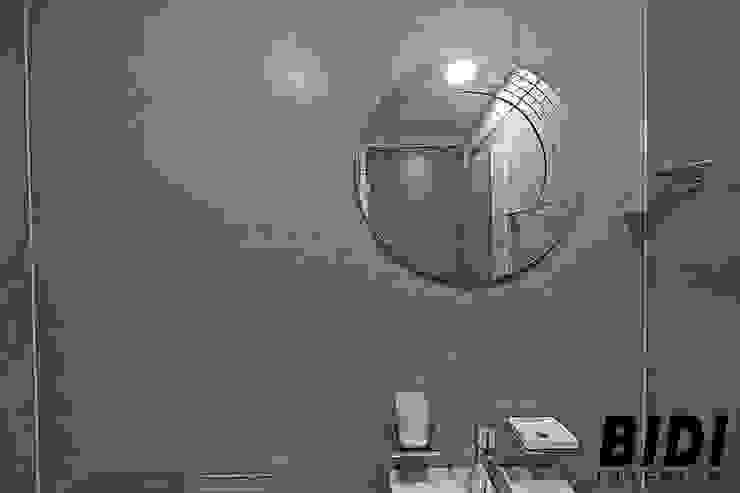 망원동 대림 아파트 모던스타일 욕실 by 인테리어비디 모던