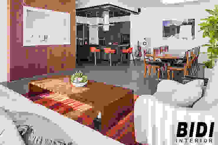 여의도 에스트레뉴 conception :: 비지니스호텔 모던스타일 거실 by 인테리어비디 모던