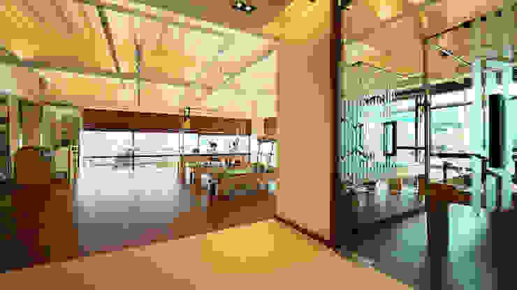 newborn_design Gimnasios de estilo moderno