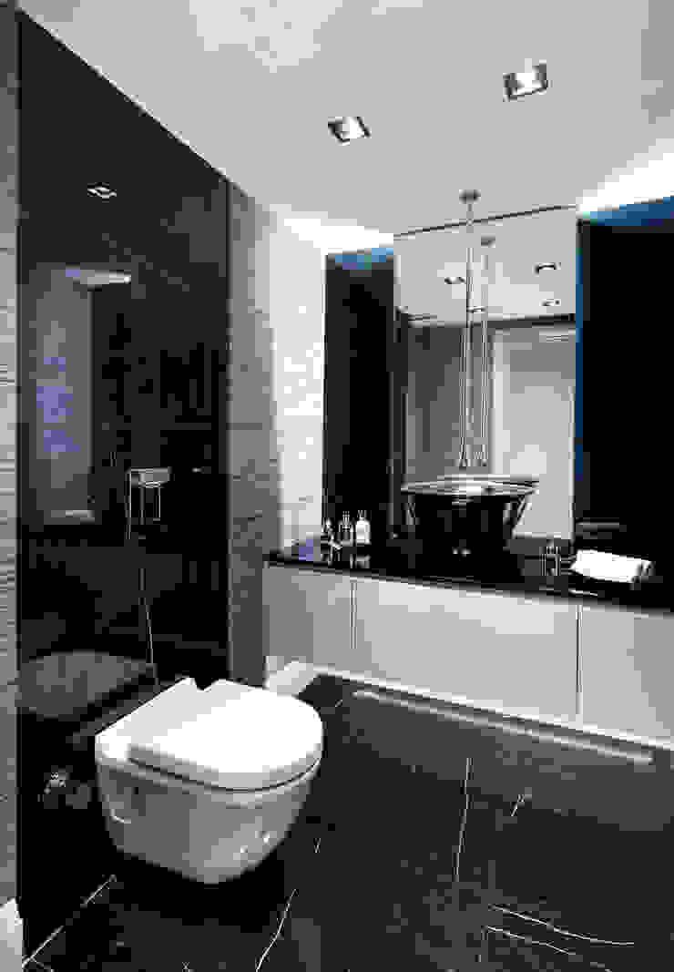 bathroom Modern bathroom by Esra Kazmirci Mimarlik Modern Marble